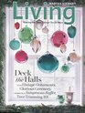 Martha Stewart Living December 2006 Issue