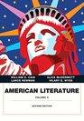 American Literature Volume II