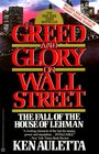 Greed and Glory on Wall Street, The Fall of the House of Lehman