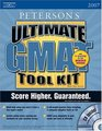 Peterson's Ultimate GMAT Tool Kit