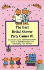The Best Bridal Shower Party Games (Party Games and Activities)