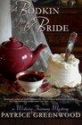 A Bodkin for the Bride (Wisteria Tearoom, Bk 4)