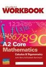 A2 Core Mathematics Calculus and Trigonometry