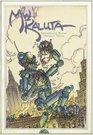 Michael WM Kaluta Sketchbook Series Volume 3