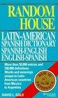 Latin- American Spanish Dictionary Spanish-English English-Spanish