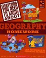 Everything You Need to Know About Geography Homework: A Desk Reference for Students and Parents