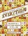 Trivia Lovers' Lists of Nearly Everything in the Universe: 50,000+ big & little things organized by type and kind