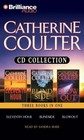Catherine Coulter CD Collection: Eleventh Hour / Blindside / Blowout (FBI Thriller, Bks 7-9)