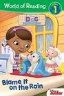 World of Reading Doc McStuffins Blame it on the Rain Level 1