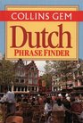 Dutch Phrase Finder
