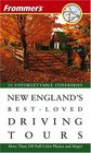 Frommer's New England's BestLoved Driving Tours