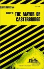 Cliffs Notes: Hardy's The Mayor of Casterbridge