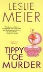 Tippy Toe Murder (Lucy Stone, Bk 2)
