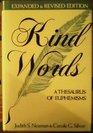 Kind Words A Thesaurus of Euphemisms