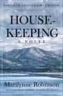 Housekeeping  A Novel
