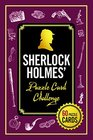 Puzzle Cards Sherlock Holmes Puzzle Card Challenge