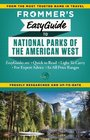 Frommer's EasyGuide to National Parks of the American West 2014