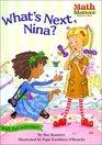 What's Next Nina Math Matters
