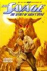 Doc Savage: The Secret of Satan's Spine (The Wild Adventures of Doc Savage)