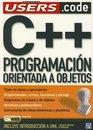 C Programacion Orientada a Objetos Manuales Users en Espaol / Spanish