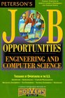 Peterson's Job Opportunities Engineering and Computer Science