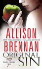 Original Sin (Seven Deadly Sins, Bk 1)