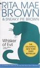 Whisker of Evil (Mrs Murphy, Bk 12)