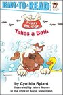 Puppy Mudge Takes a Bath (Puppy Mudge, Bk 5) (Ready-to-Read, Pre-Level 1)