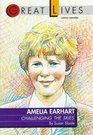 Amelia Earhart  Challenging the Skies Great Lives Series