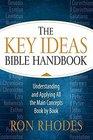Key Ideas Bible Handbook