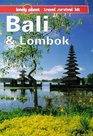 Lonely Planet Bali  Lombok Travel Survival Kit