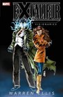 Excalibur Visionaries - Warren Ellis Vol 1