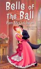 Belle of the Ball: The Three Graces (Zebra Ballad Romance)