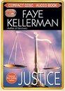 Justice (Peter Decker  Rina Lazarus Novels (Audio))