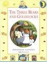 Big Book Three Bears and Goldilocks