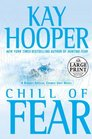 Chill of Fear (Random House Large Print)