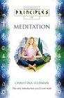Principles of Meditation