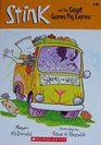 Stink and the Great Guinea Pig Express (Stink, Bk 4)