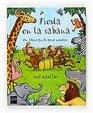 Fiesta en la Sabana/ Feast in the Savanna Un Libro Puzle Para Contar