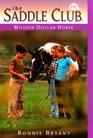 Million-Dollar Horse (Saddle Club No. 92)