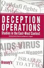 Deception Operations Studies in the East-West Context