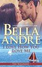 I Love How You Love Me (Sullivans, Bk 13)