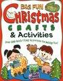 Big Fun Christmas Crafts  Activities