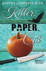 Killer Paper Cut Book 9 in the Kiki Lowenstein Mystery Series