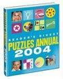 Puzzles Annual