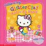 Hello Kitty Glitter Clay Activity Book