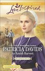 An Amish Harvest (Amish Bachelors, Bk 1) (Love Inspired, No 931) (Larger Print)