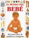El mundo del beb mi primer libro de palabras e imgenes