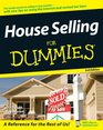 House Selling For Dummies 3rd edition