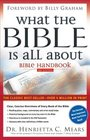 What the Bible Is All About Handbook Kiv Edition